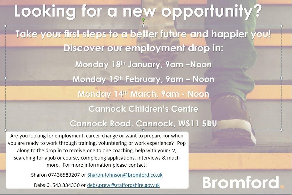 Bromford poster