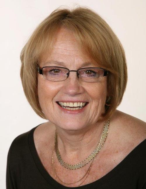 Christine Thomas Trustee of Support Staffordshire