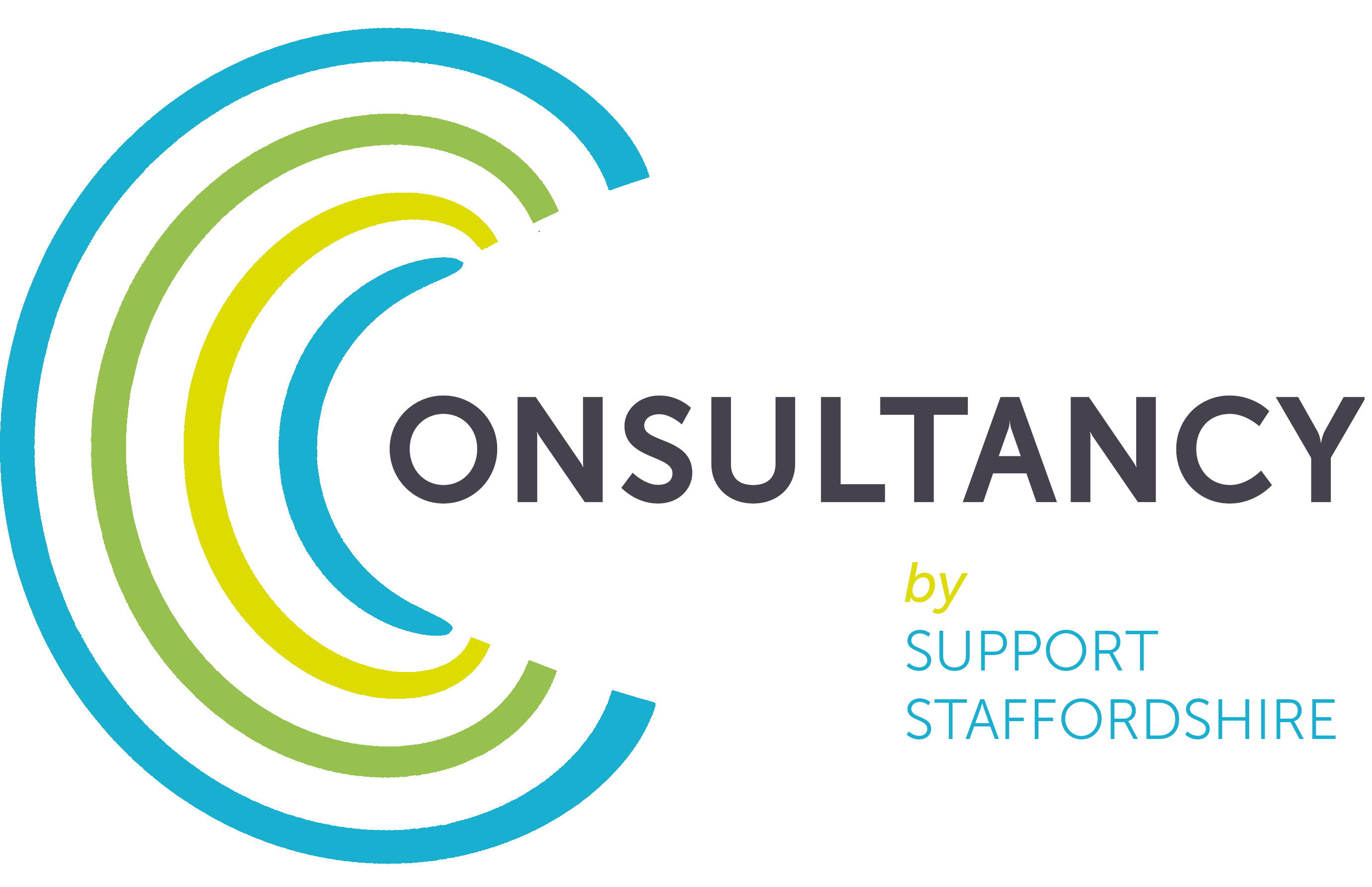 Consultancy by logo