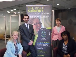Support Staffordshire Executive Team