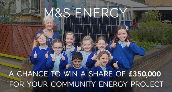 M&S Energy logo