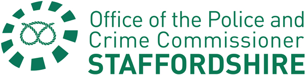 Police & Crime Commissioner for Staffordshire logo