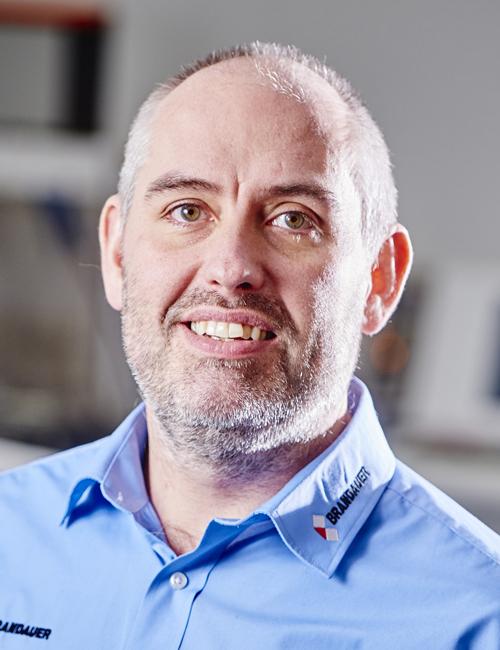 Rowan Crozier Trustee of Support Staffordshire
