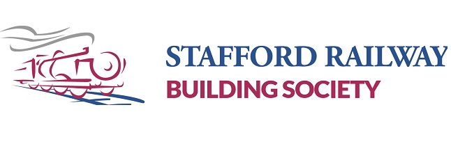 Stafford Railway Building Society logo