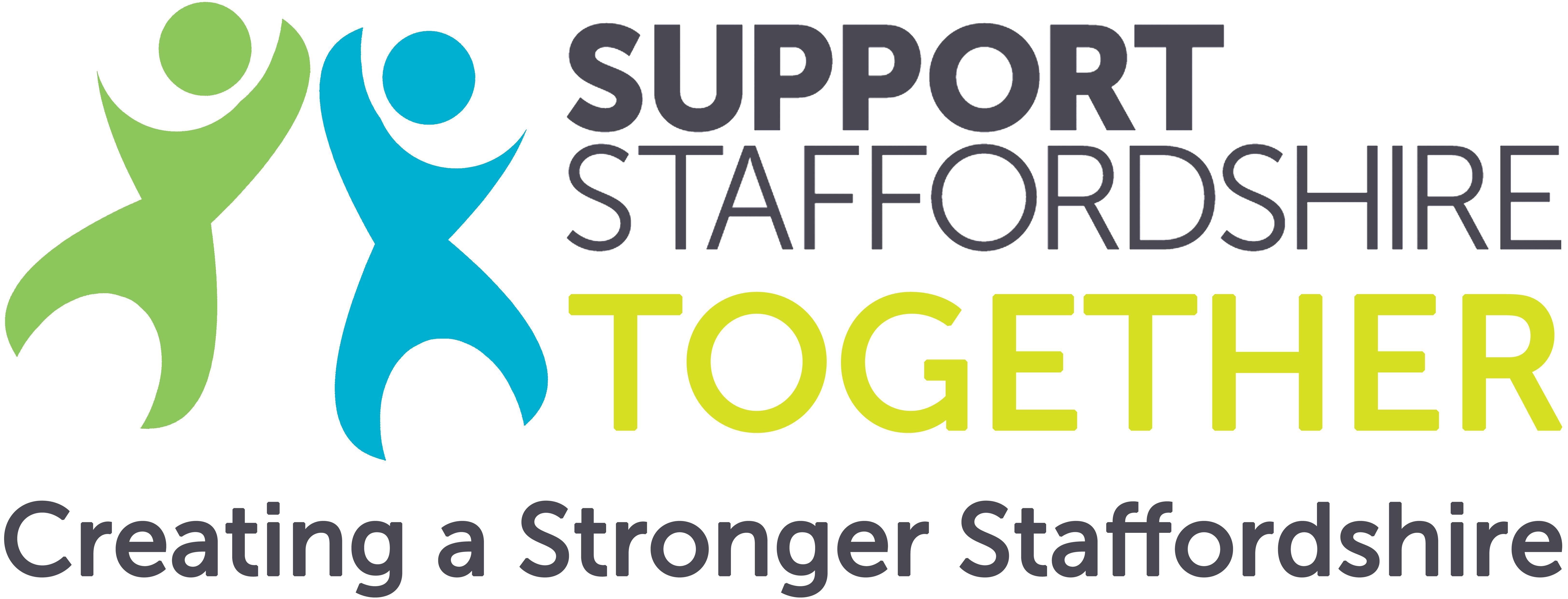 Support Staffordshire Together Logo