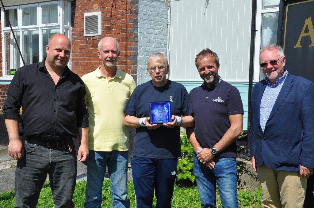 2021 WINNER of the Staffordshire MoorlandsVolunteer Team of the Year Award sponsored by Nixon Reeves Ltd.