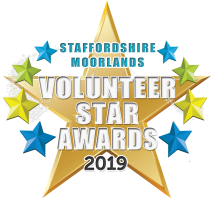 Staffordshire Moorlands Volunteer Star Awards 2019