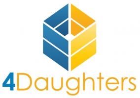 4 daughters Logo