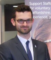 Photo of Garry Jones, Chief Executive of Support Staffordshire
