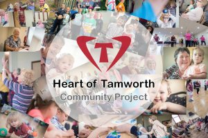 Heart of Tamworth logo