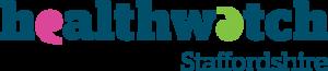 Healthwatch Staffordshire logo
