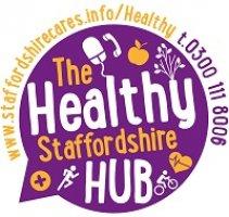 Healthy Staffordshire Hub logo