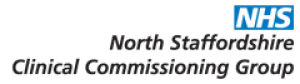 North Staffordshire Clinical Commissioning Group logo