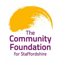 The Community Foundation for Staffordshire logo