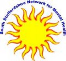South Staffordshire Network for Mental Health logo