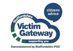 Staffordshire Victim Gateway logo