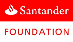 The Santander Foundation Logo