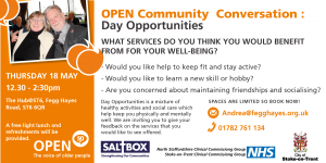 OPEN Conversation on Day Opportunities 18 May