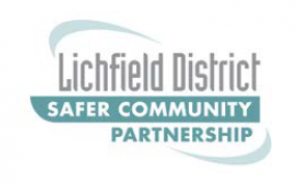 Lichfield District Safer Community Partnership logo