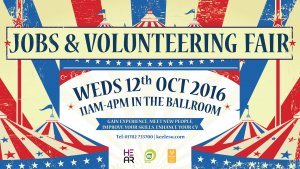 KeeleSU Volunteering Fair