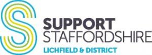 Support Staffordshire (Lichfield & District) logo