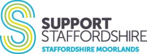 Support Staffordshire (Staffordshire Moorlands) logo