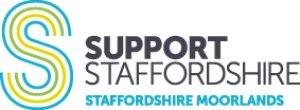 Support Staffordshire (Staffordshire Moorlands) logo