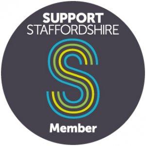 Support Staffordshire Member logo
